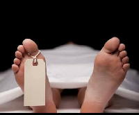 Death in Delta hotel.
