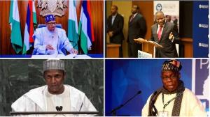 A new report shows the breakdown of loans taken under Nigeria's presidents since 1999 Read more: htt