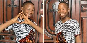 Comedian Emmanuella celebrates her new age