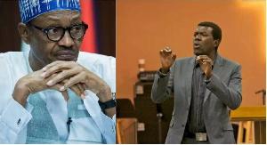 Buhari and Reno Omokri