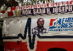 The selfless Liberian politician who became an ambulance driver for Ebola patients