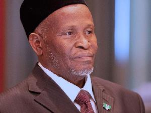 Justice Ibrahim Tanko Muhammad, Chief Justice of Nigeria
