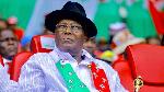 Atiku Abubakar represented the PDP in the 2015 polls