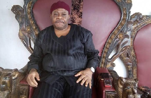 Chief Fred Adujua is a chieftain of the Peoples Democratic Congress in Delta State