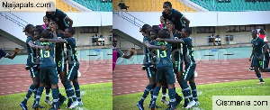File photo: The golden Eaglets