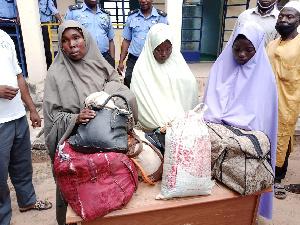 Katsina Police arrest three women concealing petrol in bags