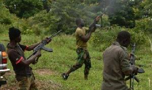 Armed bandits in Kaduna