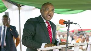 Governnor Udom Emmanuel