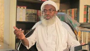 Kaduna-based Islamic cleric, Sheikh Ahmad Gumi