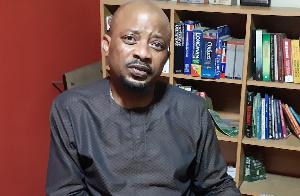 File photo: Mr Tunde Balogun