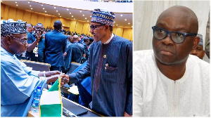 Nigeria becoming a failed state under Buhari, Fayose says he agrees with Obasanjo