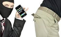 Mobile application deployed to curb phone theft