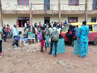 The Edo election is currently ongoing
