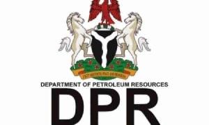 Department of Petroleum Resources logo