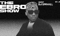 "DJ Spinall on ""The Ebro Show"""