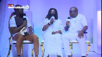 Professor Naana Jane Opoku-Agyemang was on Emmanuel TV