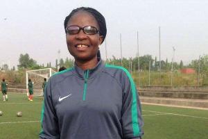 Former Super Falcons handler, Florence Omagbemi
