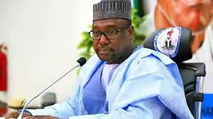 Niger State Governor, Alhaji Abubakar Sani Bello