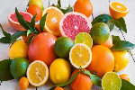 File photo: Citric fruits