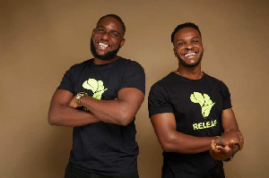 Ikenna Nzewi and Uzoma Ayogu, Co founders