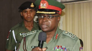 Director-General of the National Youth Service Corps, Brigadier General Shuaibu Ibrahim