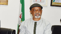 Minister of Labour and Employment, Senator Chris Ngige