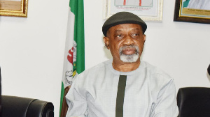 Dr Chris Ngige, Minister of Labour and Employment