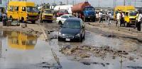 Residents, motorists bemoan lack of drainage, bad roads in Ijagemo