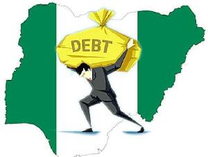 Debt file photo