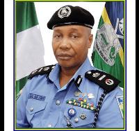 Inspector General of Police, Mr Usman Alkali Baba