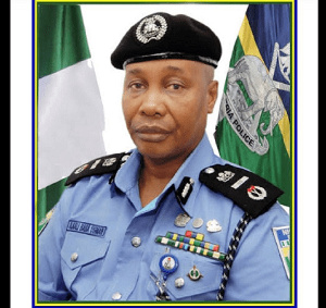 Usman Alkali Baba, Inspector General of Police