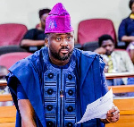 File photo: Lagos State House of Assembly lawmaker, Desmond Elliot