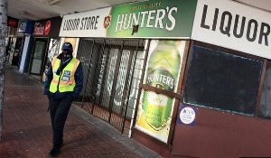 The police force has attributed the drop in crime to a controversial alcohol ban