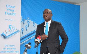 CEO of Union Bank Nigeria Plc, Emeka Emuwa