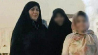 The woman is named in reports as Zahra Ismaili