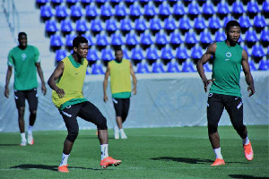 Super Eagles play Camroon today