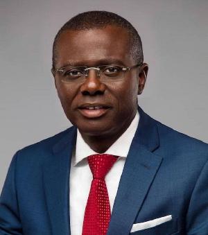 File photo: Lagos State Governor, Babajide Sanwo-Olu