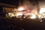 685 traders lost properties worth N902.1 million to the March 22 fire incident