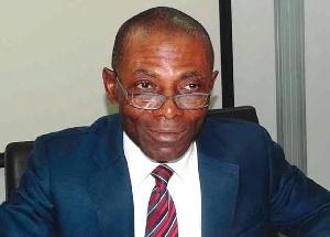 Auditor General of the Federation, Adolphus Aghughu