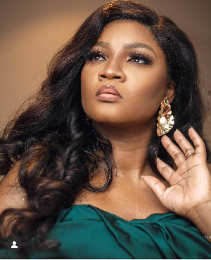 Nollywood actress, Omotola Jalade-Ekeinde