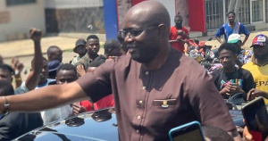 Governor of Oyo State, Seyi Makinde