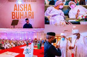 Aisha Buhari's Book Launch