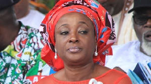 Wife of the governor, Betsy Obaseki