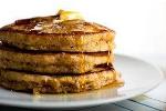 Delicious pancake with Semovita