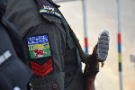 Nigeria Police uniform
