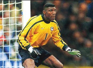 Foremost former Nigerian goalkeeper and Super Eagles Captain, Peter Rufai