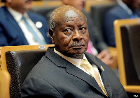 Yoweri Museveni of Uganda