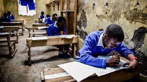 BECE Students In Nigeria