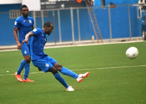 Enyimba Captain Austin Oladapo
