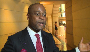 Managing Director and CEO of Access Bank, Herbert Wigwe
